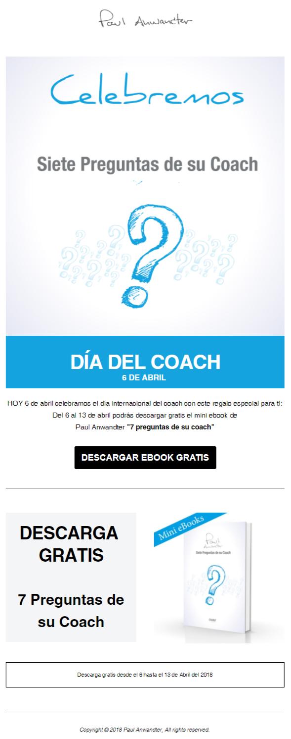 Campanha do dia do treinador Internacionaldel