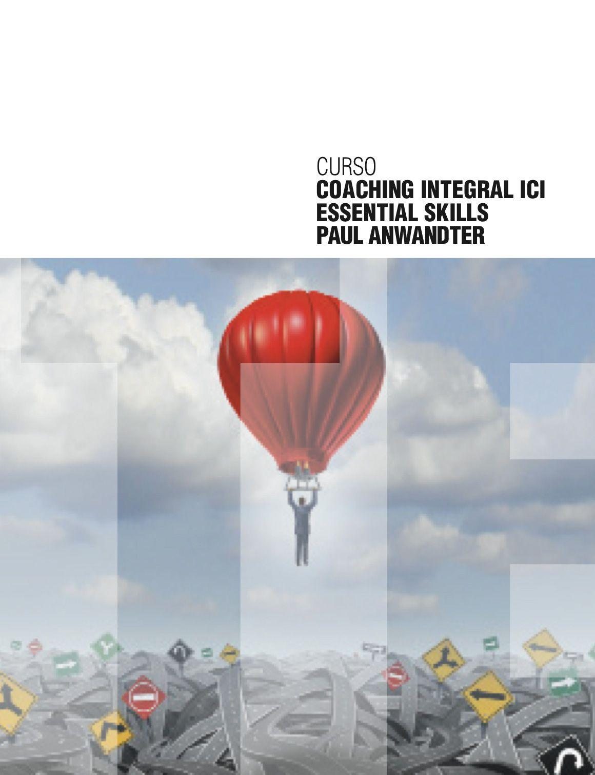 CURSO COACHING INTEGRAL ICI ESSENTIAL SKILLS