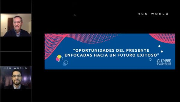 Cumbre Virtual 2020 - Mentoring de Desarrollo: el ser determinado